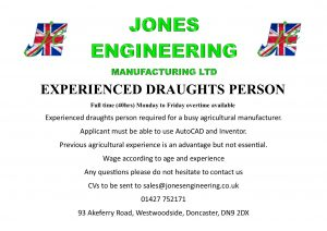 draughts men advert